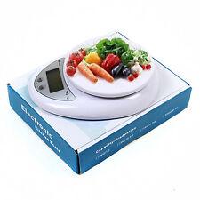 5kg 5000g/1g Digitale Küchenwaage Digital Küche Scale Waage Präzisionswaage UP