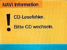 Mercedes W163 Comand 2.0 Lesefehler? Reparatur!CD Laufwerk Laser Auswurf defekt
