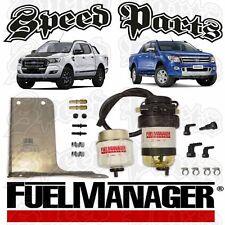 Ford Ranger BT50 PX P4 &P5AT 2.2L&3.2L Diesel Fuel Manager Filter Kit FM621DPK