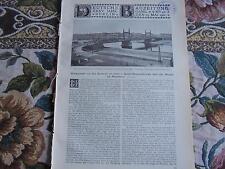 1901 ...Bauzeitung 42 / Kunstausstellung Berlin / Brücke Mannheim Teil 2 / Rom