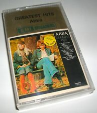 Rare Vintage - Abba Greatest Hits - Emi Brigadiers 1976 Cassette Tape - Sunshine