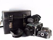 Serviced Kiev 88 TTL Medium Format SLR Film Camera with Volna 3 2.8/80mm Lens