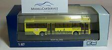 """Rietze 1/87: 72125 MAN SL 202 Betreuungsbus """"DRK Remscheid"""""""