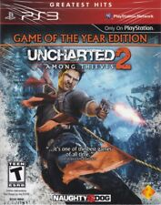 Uncharted 2: Among Thieves - Game of The Year Edition [PlayStation 3 PS3] NEW