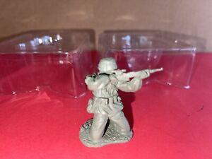 2001 Conte 1/32 German Sniper WW2-60  Metal Lead Unpainted Scarce