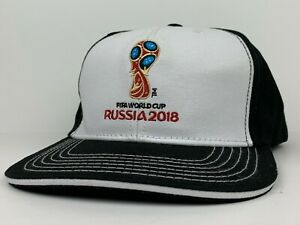 2018 FIFA World Cup Snapback Cap Hat Russia Soccer New Condition
