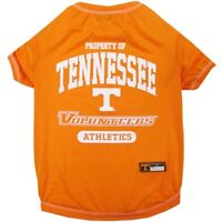 Tennessee Vols Pets First Officially Licensed NCAA Dog Pet Tee Shirt, Orange