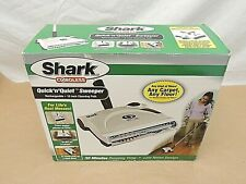 Shark C0Rdless Quick'N'Quiet Sweeper New In Open Box, V1725