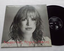 Marianne FAITHFULL Dangerous acquaintances FRENCH LP ISLAND 6313 228 (1981) EX