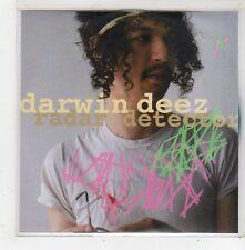 (FQ57) Darwin Deez, Radar Detector - DJ CD