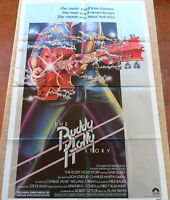 The Buddy Holly Story MoviePoster, Original, Folded, One Sheet, Gary Busey, 1979