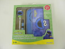 Sesame Street Cookie Monster Starter Kit - DS, DSi, DSi XL (9C)