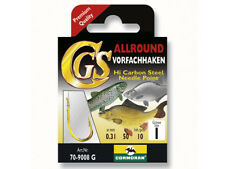 CGS HAKEN ALLROUNDHAKEN GR.1  0,31 MM GOLD