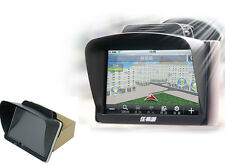 "Anti Glare Sun Shade lens hood Protector Shield for 4.3""/ 5""GPS Navigation New"