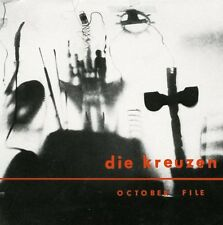 Die Kreuzen - Die Kreuzen / October File [New CD]