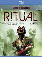RITUAL (Rio Dewanto) - BLU RAY - Region Free - Sealed