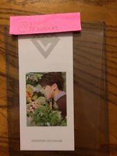 Seventeen 1st Album Love & Letter Bookmark The8 KPOP Top Loader Official