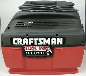Craftsman 113.177260 Tool Vac Auto-Switch