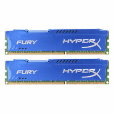 For 8GB DDR3 2x4GB PC3-12800 1600MHz CL11 Kingston HyperX FURY Desktop Memory