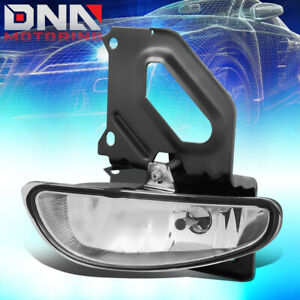 FOR 2000-2002 SATURN SL SW FACTORY STYLE LEFT SIDE FOG LIGHT LAMP REPLACEMENT