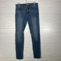 BDG High Rise Cigarette Ankle Jeans Size 28 Stretch
