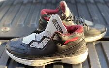 Men's Li-Ning Way of Wade 2 ABAH017-2 Black Red Sz 15 Shoes