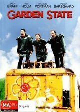 Garden State DVD BRAND NEW SEALED TOP 1000 MOVIES R4