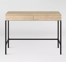 New Loring Wood Writing Desk with Drawers - Project 62™