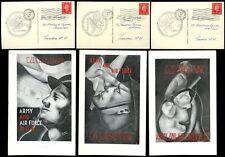 Used Czech, Czechoslovakian Postal Card, Stationery Stamps