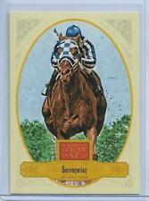 2012 PANINI GOLDEN AGE SECRETARIAT CARD #108 ~ HORSE RACING TRIPLE CROWN ~ QNTTY