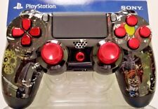 SONY PS4 SCARY CUSTOM CONTROLLER, .... BRAND NEW