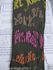 COLLANTS Pierre Mantoux Haute couture graffitis tags edition limitée 1 S 38-40