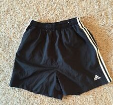Adidas Women's Black Athletic Shorts Size L RCP