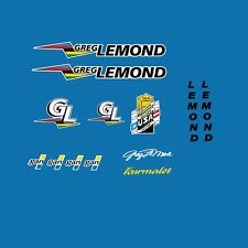 LEMOND GAN TOURMALET vélo stickers, transferts, des autocollants N. 20