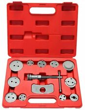 13pc Universal Disc Brake Caliper Piston Compressor Wind Back Repair Tool Kit