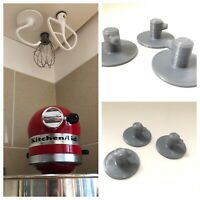3 Kitchenaid Tool Holder Wall Mount Cabinet Accessories Hang Support Kitchen Aid