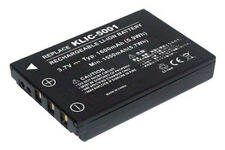 Powersmart 1600mAh Batería para Kodak Easyshare P712 P880 P850