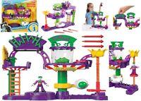 Fisher Price Imaginext DC Super Friends Joker Laff Factory 3+ Toy Batman Car Fun