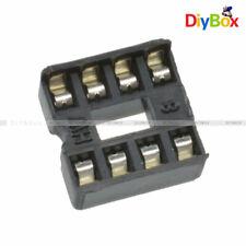 20PCS 8 Pin DIP8 Integrated Circuit IC Sockets Adaptor Solder Type BEST