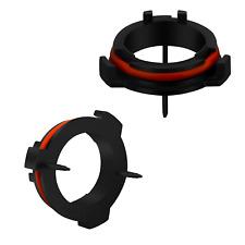 H7 LED Headlight Bulb Adapter Holder Socket Base Retainer Clip for Honda Mazda