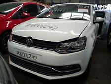 VOLKSWAGEN POLO ENGINE PETROL, 1.2, TURBO, 6R, CJZD CODE, 08/14-09/17 14 15 16 1