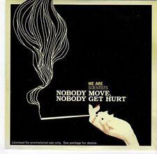 (EM349) We Are Scientists, Nobody Move Nobosy Get Hurt - 2005 DJ CD