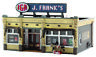 Woodland Scenics N Scale Built-Up Building/Structure J. Frank's Grocery