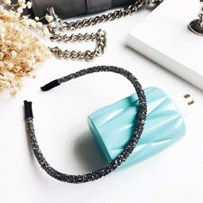 Fashion Crystal Shine Elegant Hairband Headband Hair Accessories Headwear Women