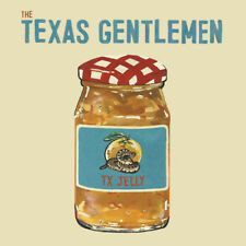The Texas Gentlemen : TX Jelly CD (2017) ***NEW***