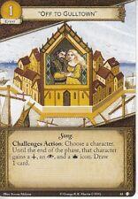 """Off to Gulltown"" AGoT LCG 2.0 Game of Thrones Sands of Dorne 44"