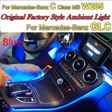 For Mercedes Benz C / GLC MB W205 C250 C350  Decor Atmosphere Strip Light Lamp