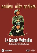 DON'T LOOK NOW, WE'RE BEING SHOT AT (La Grande Vadrouille)  DVD - PAL Region 2