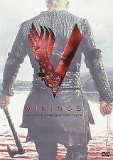 VIKINGS - TERZA SERIE (3 DVD) LA STAGIONE 03 COMPLETA EDIZIONE ITALIANA