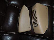 Jeep Wrangler TJ Camel Tan RH + LH  Dash Speaker Cover Vent 97-06 Set